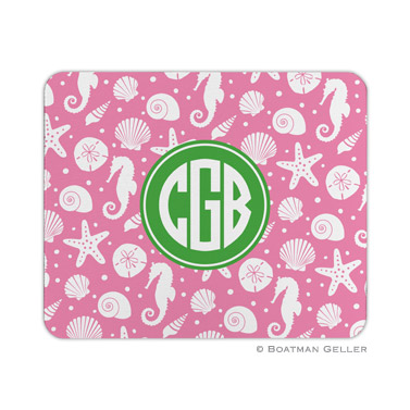 Jetties Bubblegum Mouse Pad