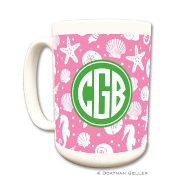 Jetties Bubblegum Mug