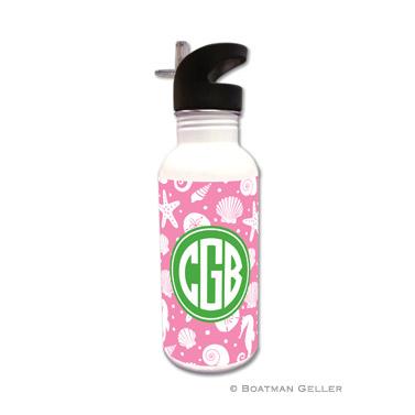 Jetties Bubblegum Water Bottle