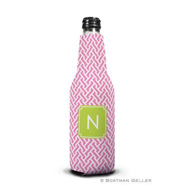 Stella Pink Bottle Koozie