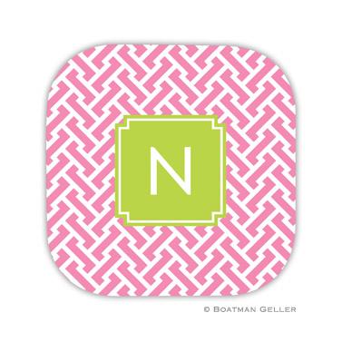 Stella Pink Coaster
