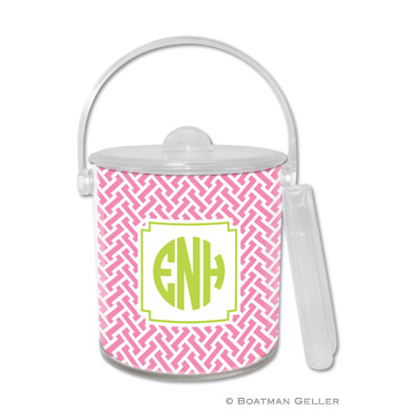 Stella Pink Ice Bucket