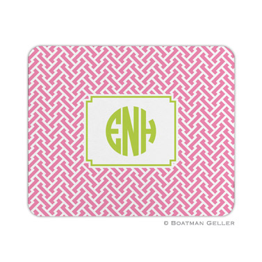 Stella Pink Mouse Pad by Boatman Geller