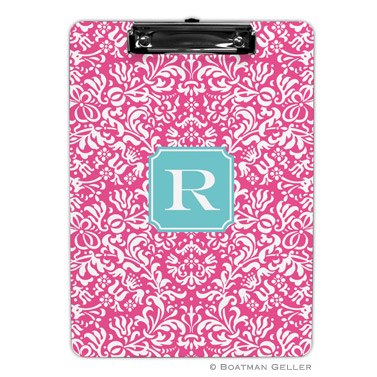 Chloe Raspberry Clipboard