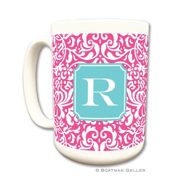 Chloe Raspberry Mug