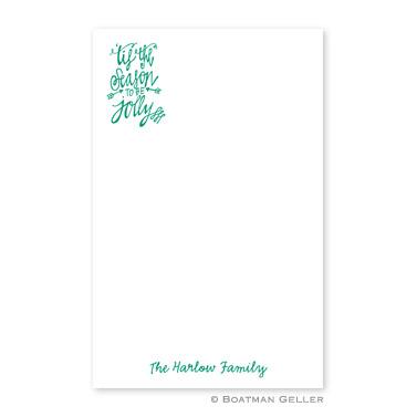 Tis the Season Notepad