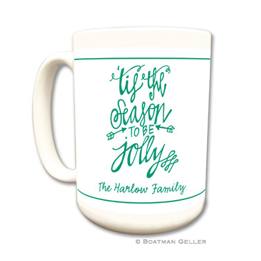 Tis the Season Mug by Boatman Geller