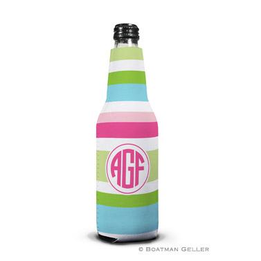 Espadrille Preppy Bottle Koozie
