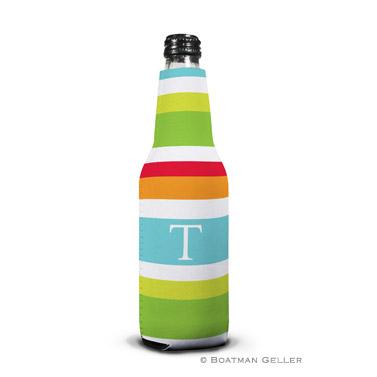 Espadrille Bright Bottle Koozie
