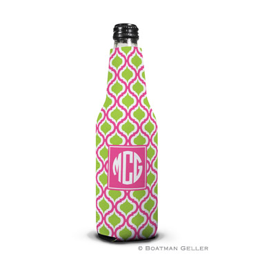 Kate Raspberry & Lime Bottle Koozie