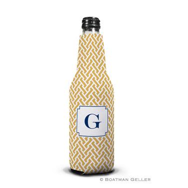 Stella Gold Bottle Koozie