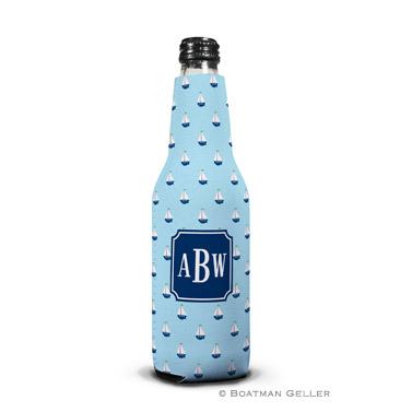 Little Sailboat Bottle Koozie