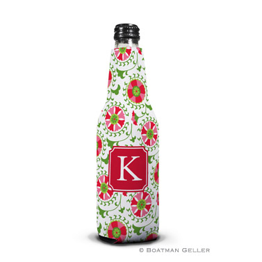 Suzani Holiday Koozie Bottle