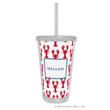 Lobsters Red Tumbler