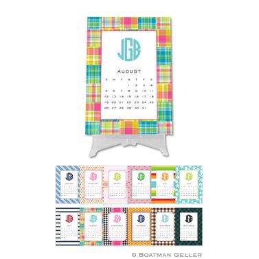 Preppy Calendar