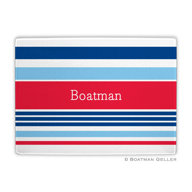Espadrille Nautical Cutting Board