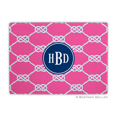 Nautical Knot Raspberry Cutting Board