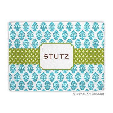 Beti Teal Cutting Board