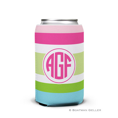 Espadrille Preppy Can Koozie by Boatman Geller