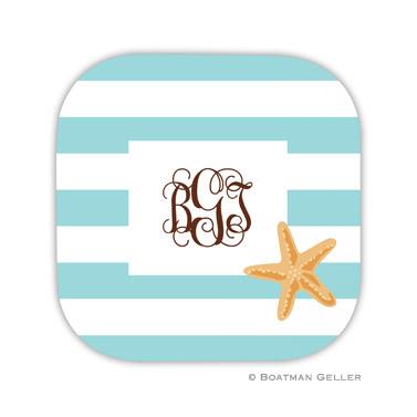 Stripe Starfish Coaster