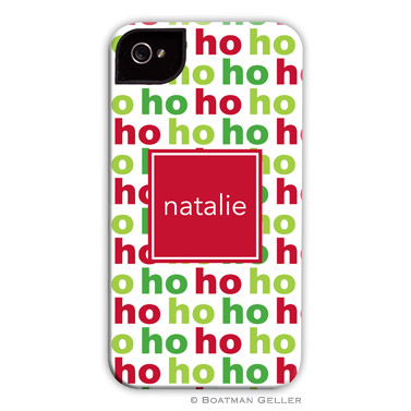 Ho Ho Ho Holiday Cell Case