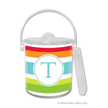 Espadrille Bright Ice Bucket