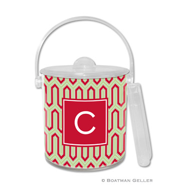 Blaine Cherry Holiday Ice Bucket