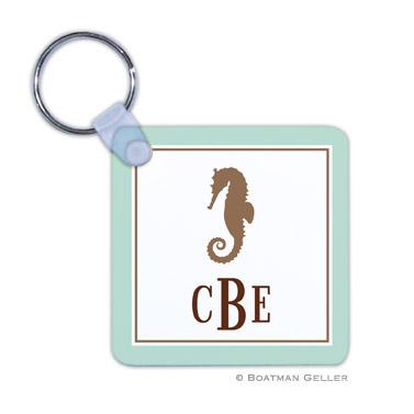 Seahorse Key Chain