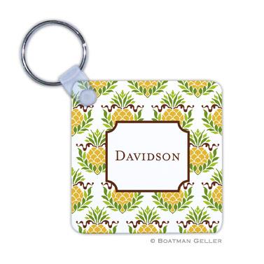 Pineapple Repeat Key Chain