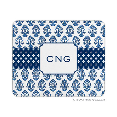 Beti Navy Mouse Pad
