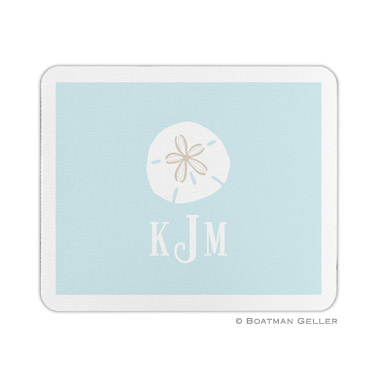 Sand Dollar Mouse Pad
