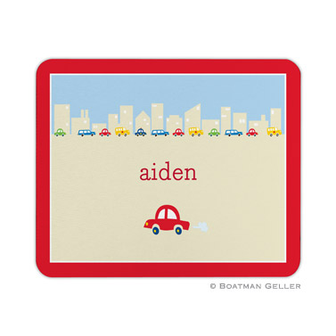 Cars Mouse Pad by Boatman Geller