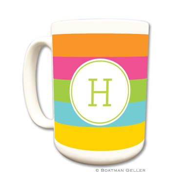 Bold Stripe Coffee Mug