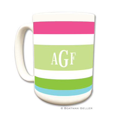 Espadrille Preppy Coffee Mug