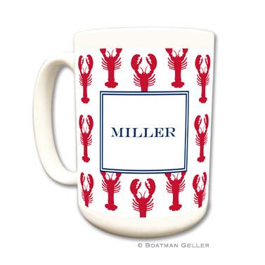Lobsters Red Coffee Mug