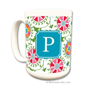 Suzani Coffee Mug