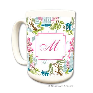 Chinoiserie Spring Coffee Mug
