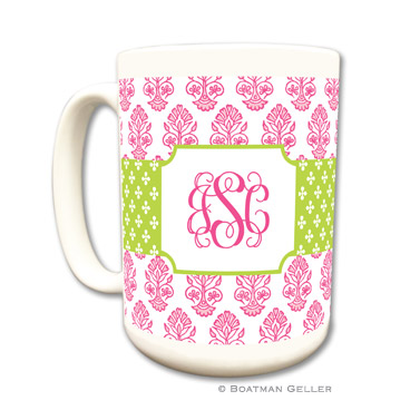 Beti Pink Coffee Mug