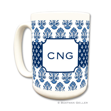 Beti Navy Coffee Mug
