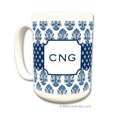 Beti Navy Coffee Mug