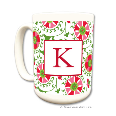 Suzani Holiday Mug