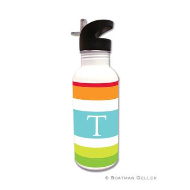 Espadrille Bright Water Bottle by Boatman Geller