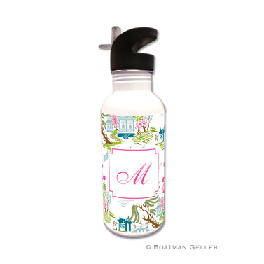Chinoiserie Spring Water Bottle
