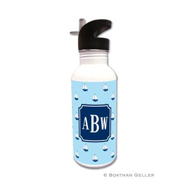 Little Sailboat Water Bottle