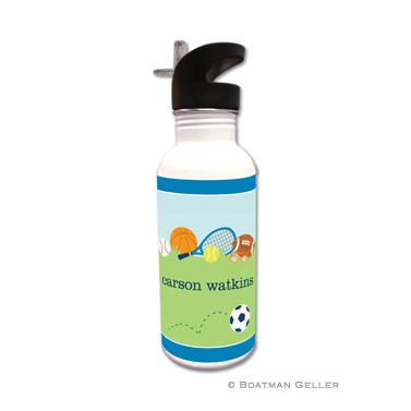 Sports Boy Water Bottle