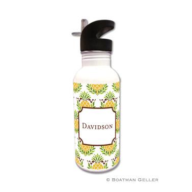 Pineapple Repeat Water Bottle