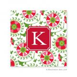 Suzani Holiday Paper Coasters by Boatman Geller