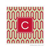 Blaine Cherry Holiday Paper Coasters by Boatman Geller