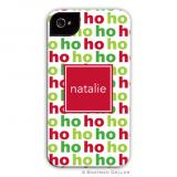 Ho Ho Ho Holiday Cell Case by Boatman Geller