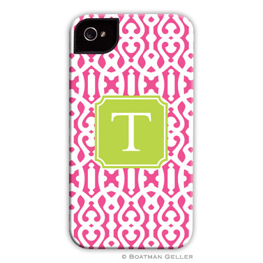 iPod & iPhone Cell Phone Case - Cameron Raspberry